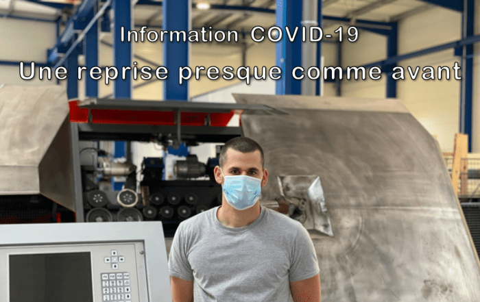 Covid phase 3 reprise comment avant
